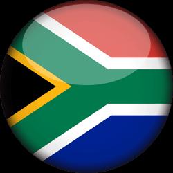 SOUTH AFRICA U19 Flag